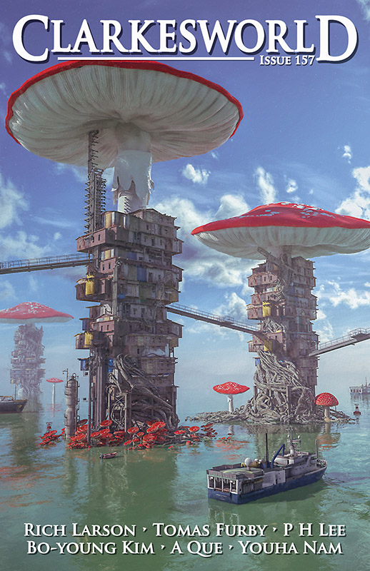 National Center For The Preservation Of Human Dignity By Youha Nam Clarkesworld Magazine Science Fiction Fantasy