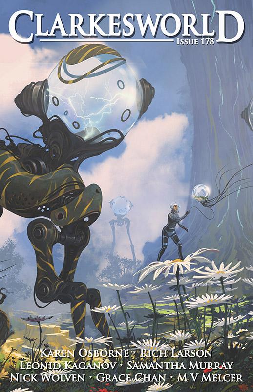He Leaps for the Stars, He Leaps for the Stars by Grace Chan : Clarkesworld Magazine - Science Fiction & Fantasy