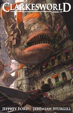 Clarkesworld Magazine Science Fiction Fantasy After Moreau By