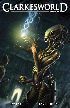 Clarkesworld Magazine Science Fiction Fantasy Chameleon Of The