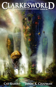 Clarkesworld Magazine 05/2011 cover