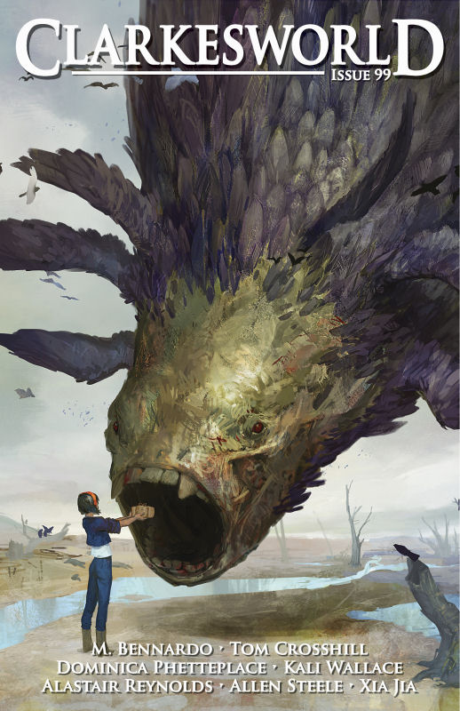 The Magician and Laplace's Demon by Tom Crosshill : Clarkesworld