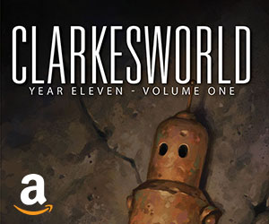 Clarkesworld: Year Eleven Volume One